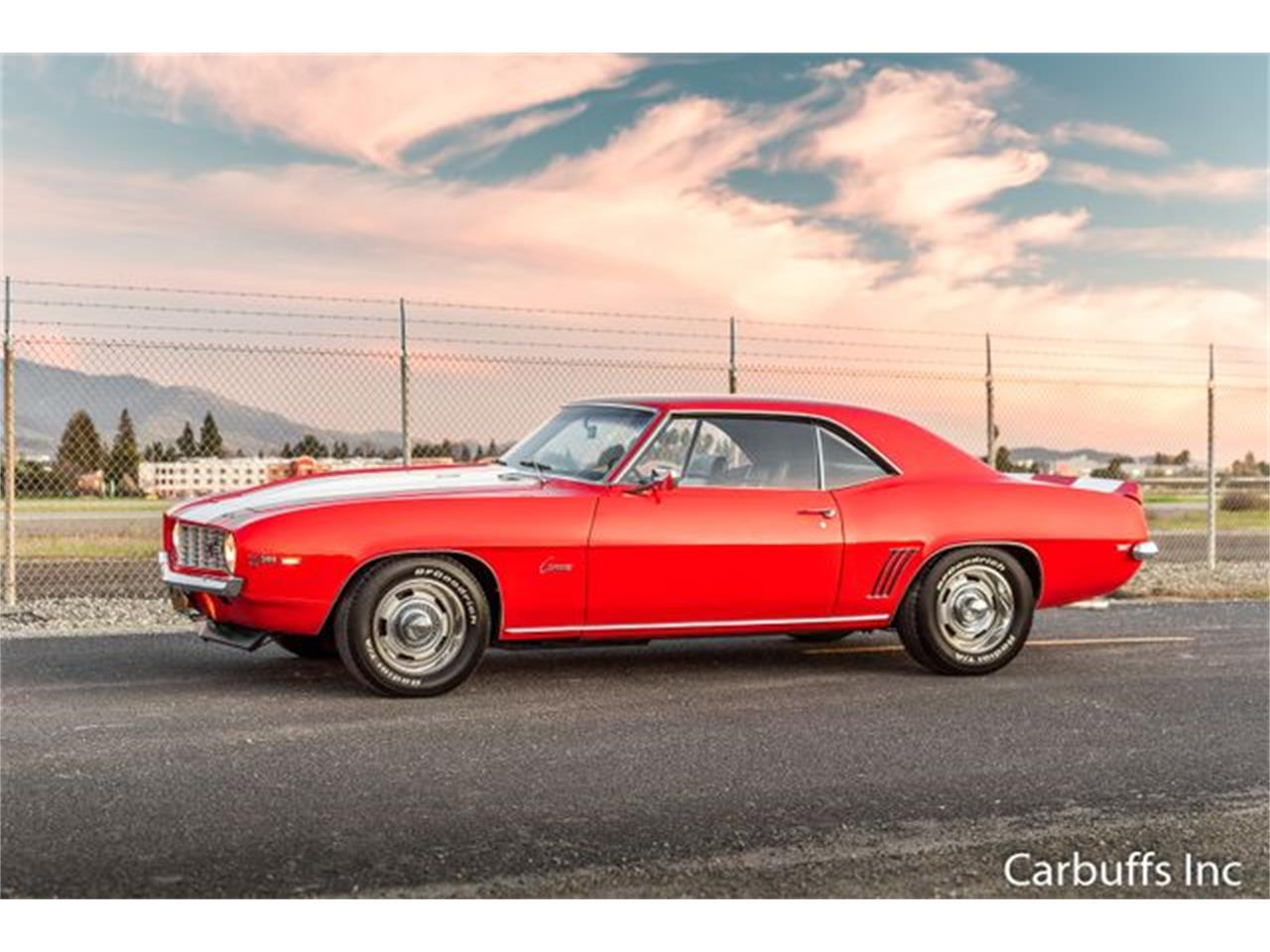 Large Picture of Classic '69 Camaro Offered by Carbuffs - Q4US