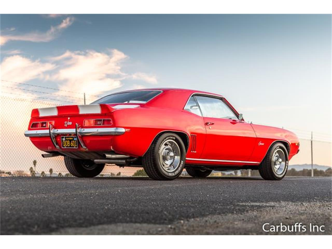 Large Picture of '69 Chevrolet Camaro located in California - $39,950.00 Offered by Carbuffs - Q4US