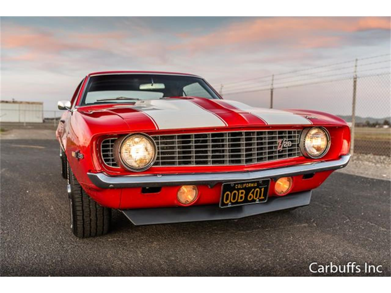 Large Picture of Classic '69 Camaro located in California - $39,950.00 Offered by Carbuffs - Q4US