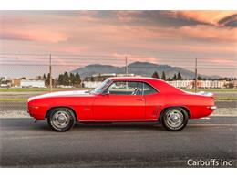 Picture of Classic '69 Chevrolet Camaro located in Concord California Offered by Carbuffs - Q4US
