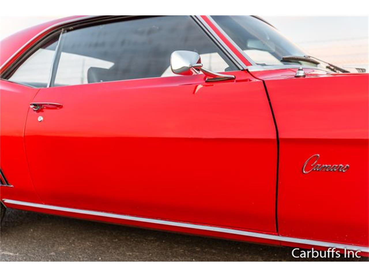 Large Picture of Classic 1969 Camaro located in Concord California - $39,950.00 Offered by Carbuffs - Q4US