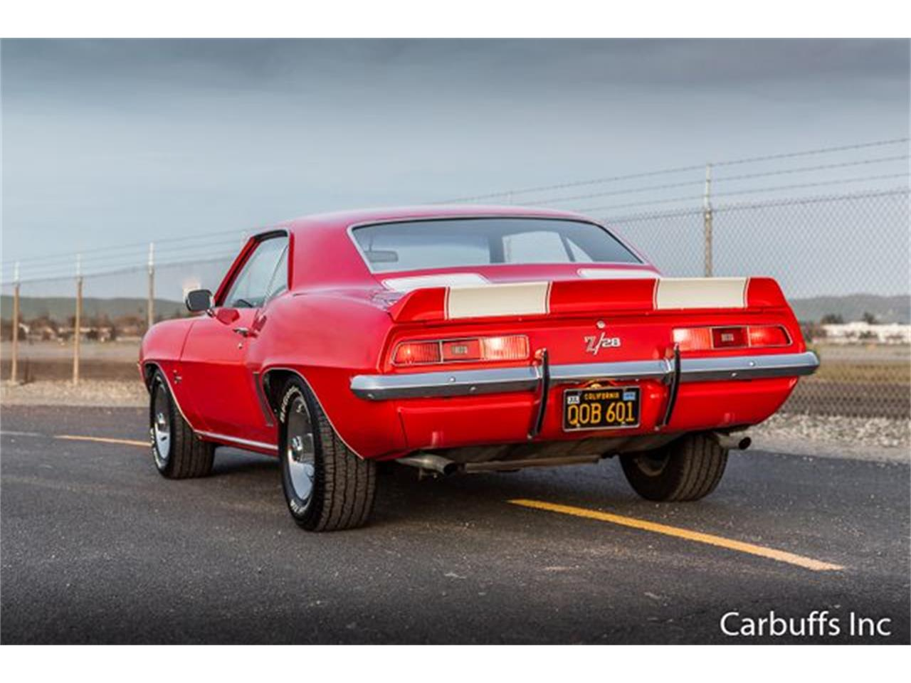 Large Picture of Classic '69 Camaro - $39,950.00 Offered by Carbuffs - Q4US