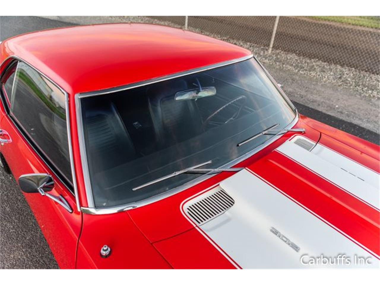 Large Picture of '69 Chevrolet Camaro - $39,950.00 Offered by Carbuffs - Q4US