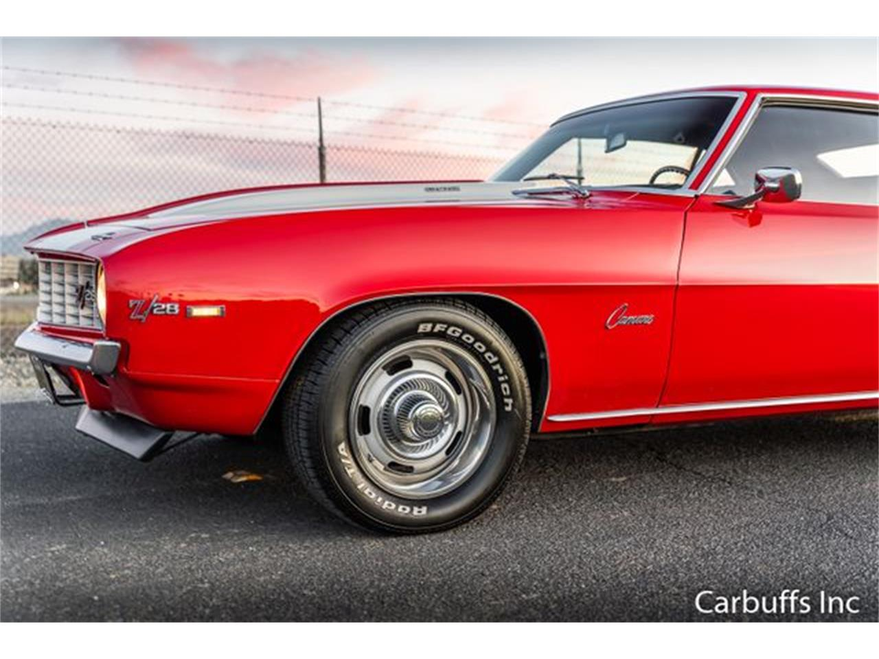 Large Picture of '69 Camaro located in California - $39,950.00 Offered by Carbuffs - Q4US