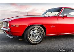 Picture of Classic '69 Camaro located in California Offered by Carbuffs - Q4US