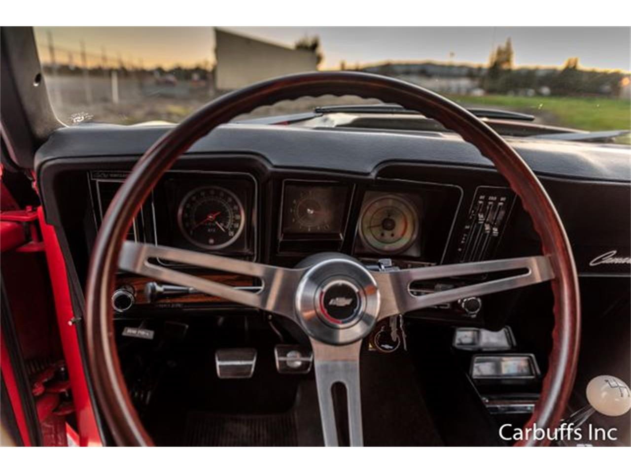 Large Picture of 1969 Chevrolet Camaro located in Concord California - $39,950.00 Offered by Carbuffs - Q4US