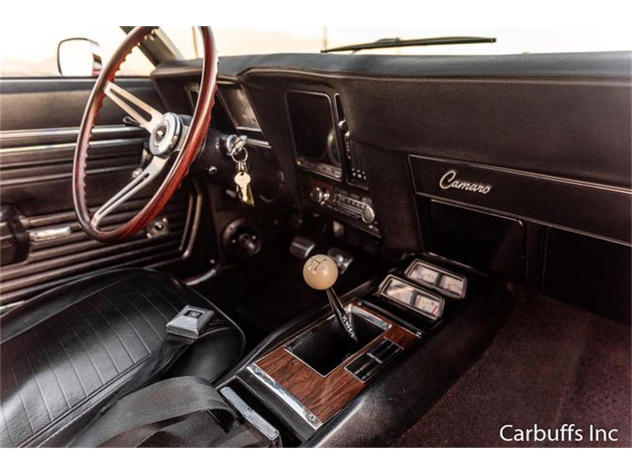 Large Picture of Classic 1969 Chevrolet Camaro located in California - $39,950.00 Offered by Carbuffs - Q4US