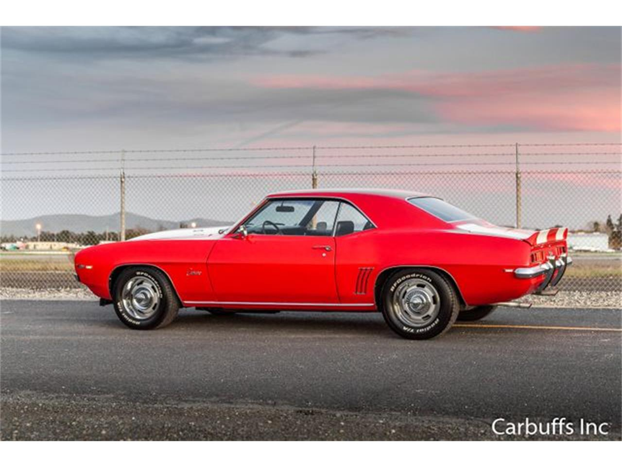 Large Picture of Classic '69 Chevrolet Camaro Offered by Carbuffs - Q4US