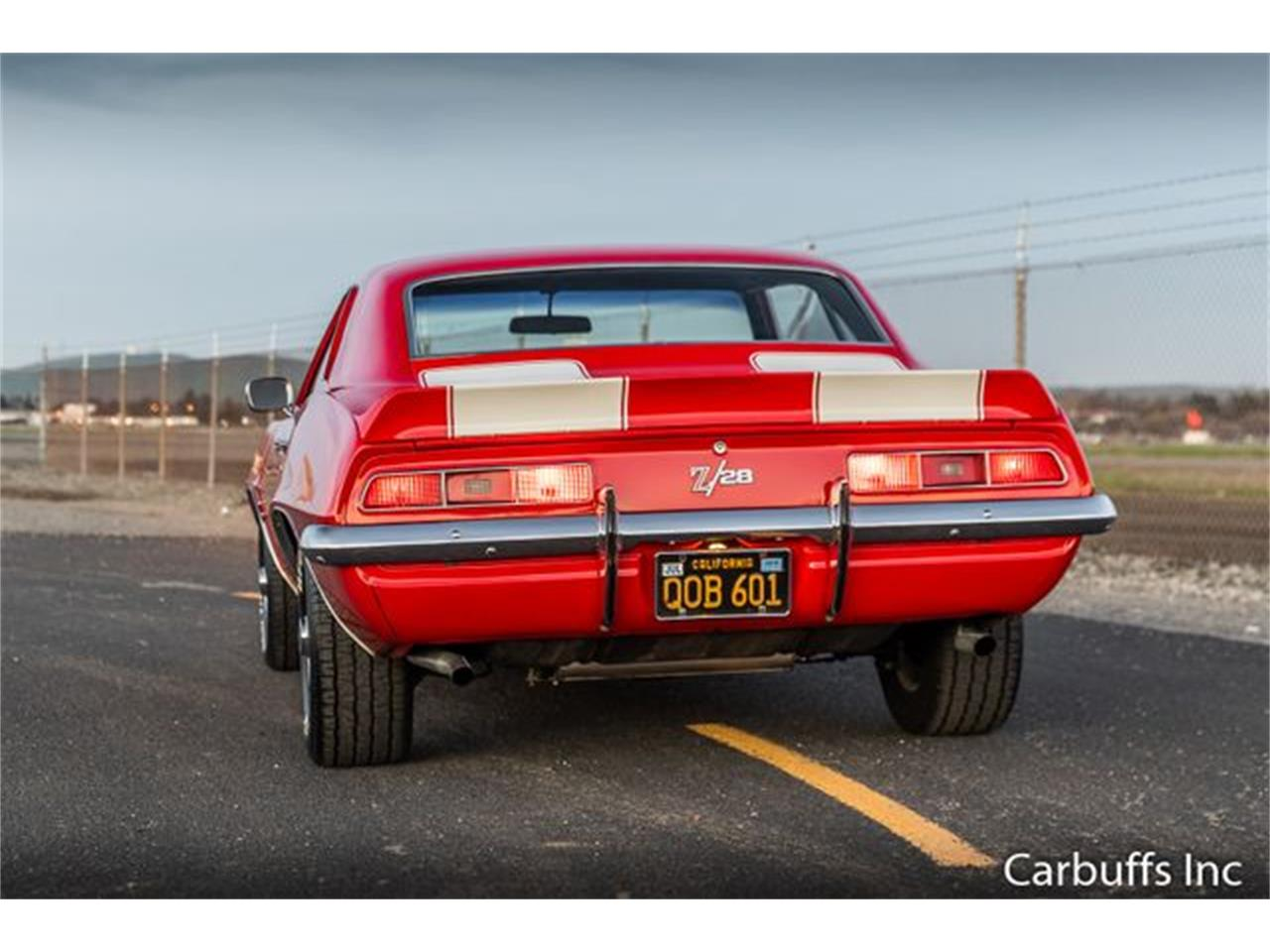 Large Picture of '69 Camaro Offered by Carbuffs - Q4US