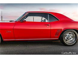 Picture of '69 Camaro located in California - $39,950.00 Offered by Carbuffs - Q4US