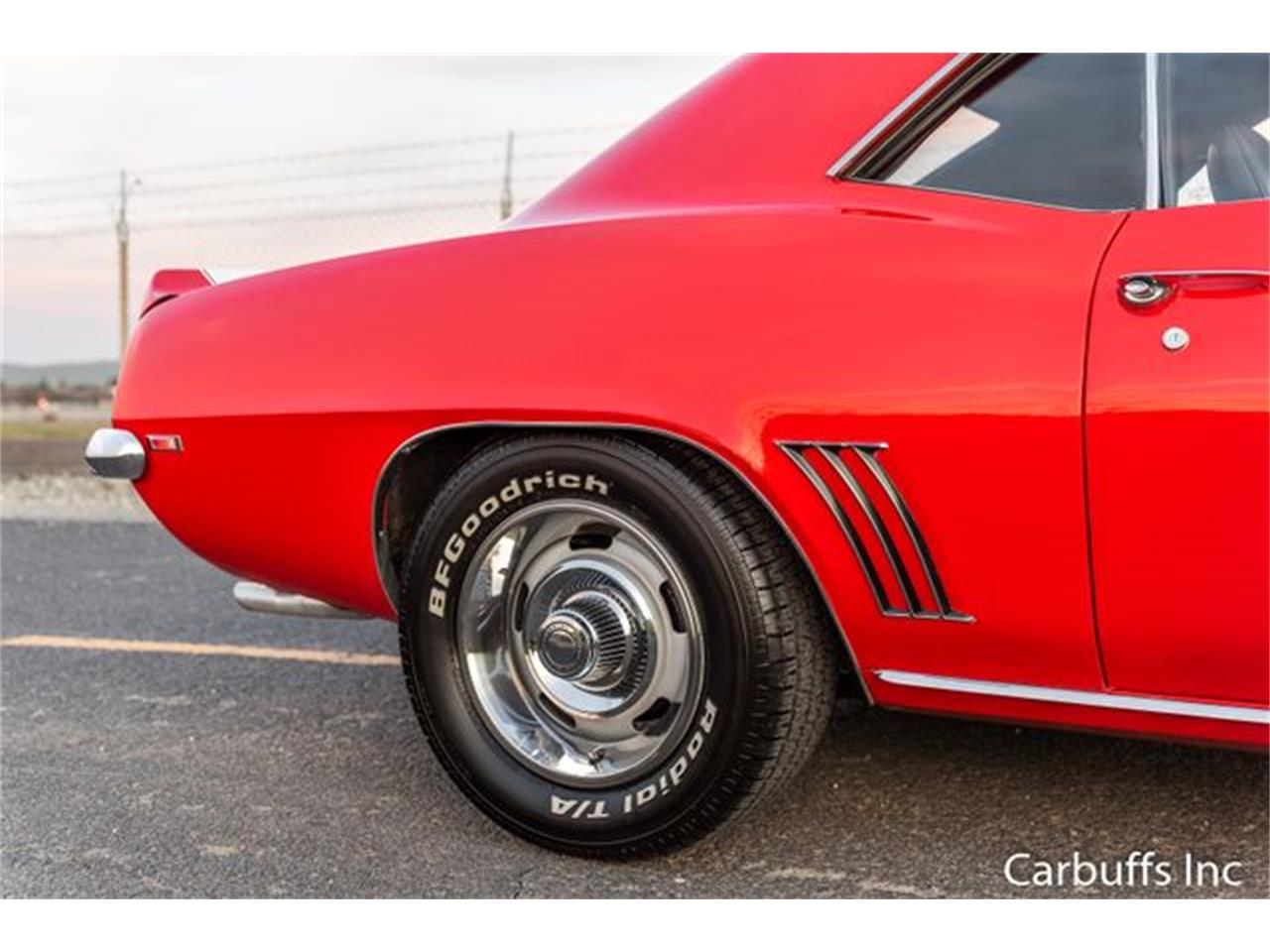 Large Picture of Classic '69 Chevrolet Camaro located in California Offered by Carbuffs - Q4US
