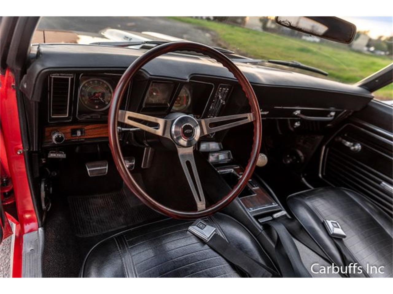 Large Picture of '69 Camaro located in Concord California - $39,950.00 Offered by Carbuffs - Q4US