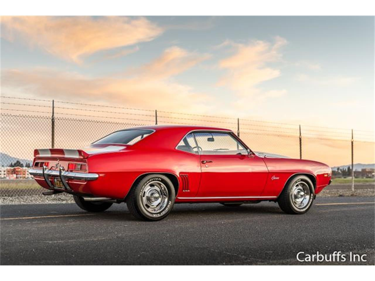 Large Picture of 1969 Chevrolet Camaro located in California Offered by Carbuffs - Q4US