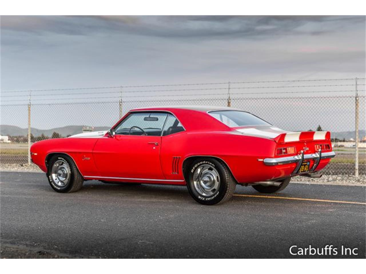 Large Picture of Classic 1969 Chevrolet Camaro Offered by Carbuffs - Q4US