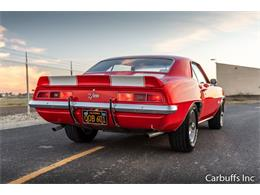 Picture of Classic 1969 Chevrolet Camaro located in California Offered by Carbuffs - Q4US
