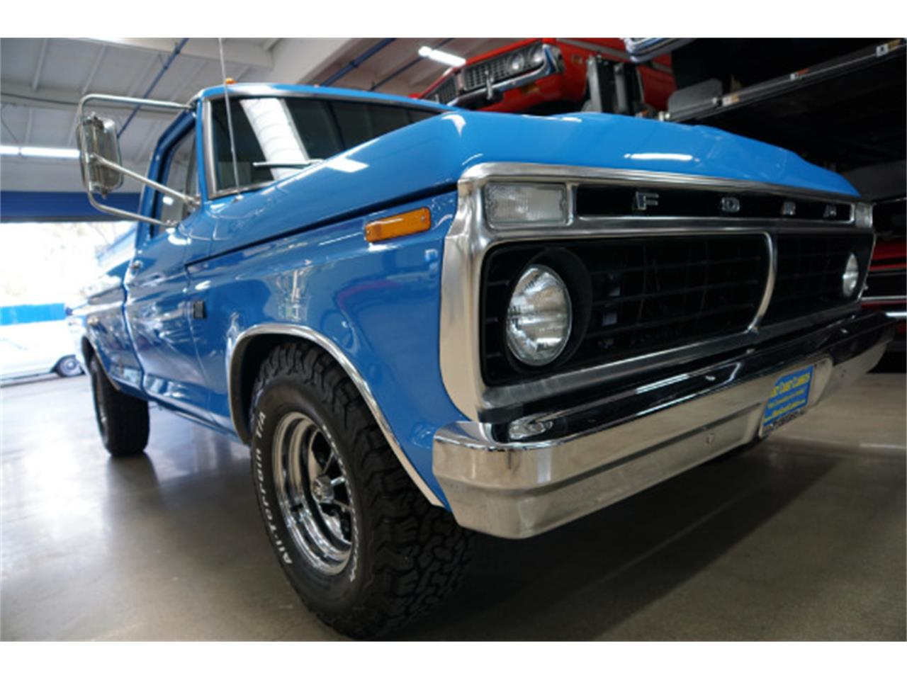 Large Picture of '74 F100 - Q4UU