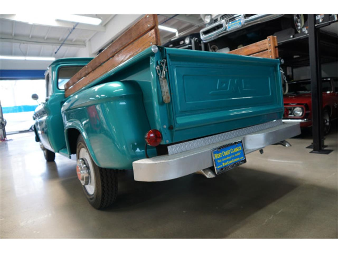 Large Picture of '63 C/K 1500 - Q4UV