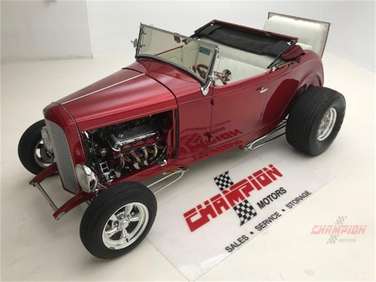 Large Picture of '32 Roadster - Q4UW