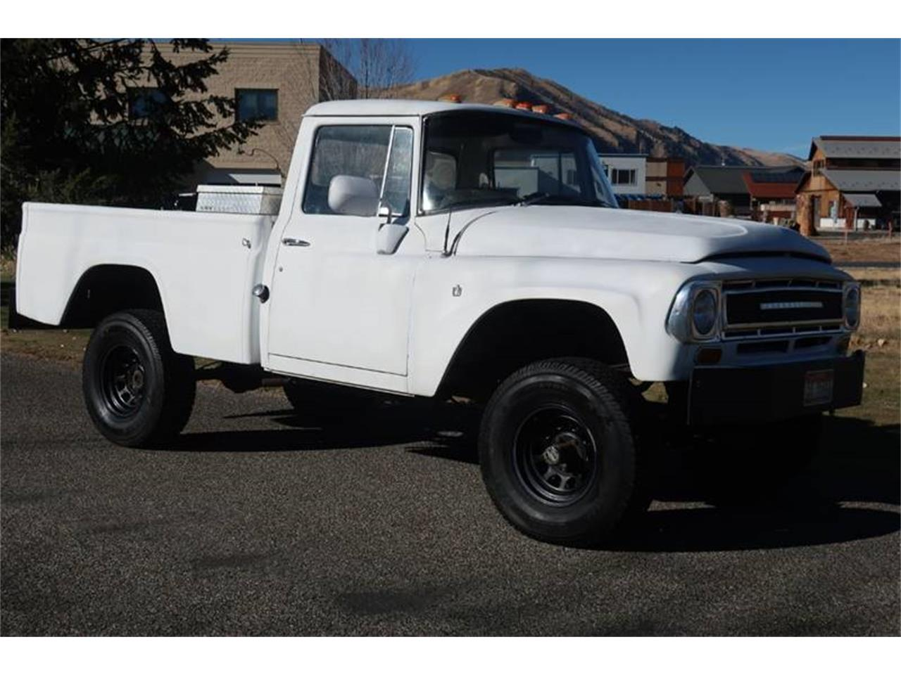 Large Picture of '69 Truck - Q4V0