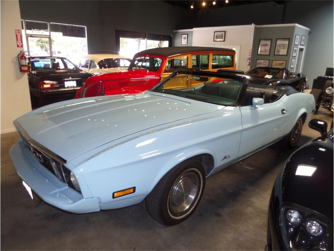 Large Picture of Classic 1973 Ford Mustang located in California - Q4V2