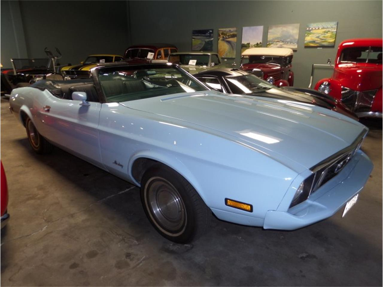 Large Picture of 1973 Mustang located in Laguna Beach California - Q4V2