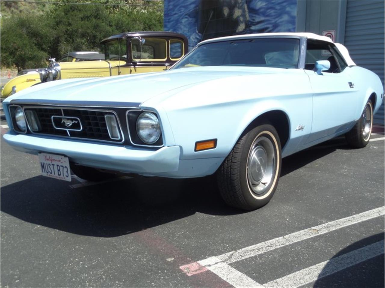 Large Picture of '73 Mustang - Q4V2