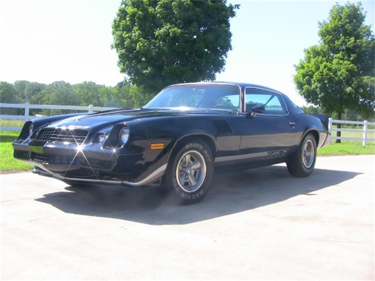 Large Picture of '79 Camaro Z28 - Q4V8