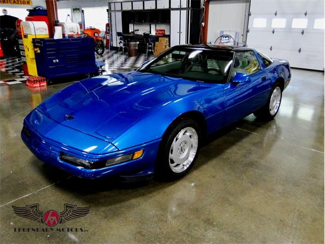 Picture of '92 Chevrolet Corvette - Q4V9