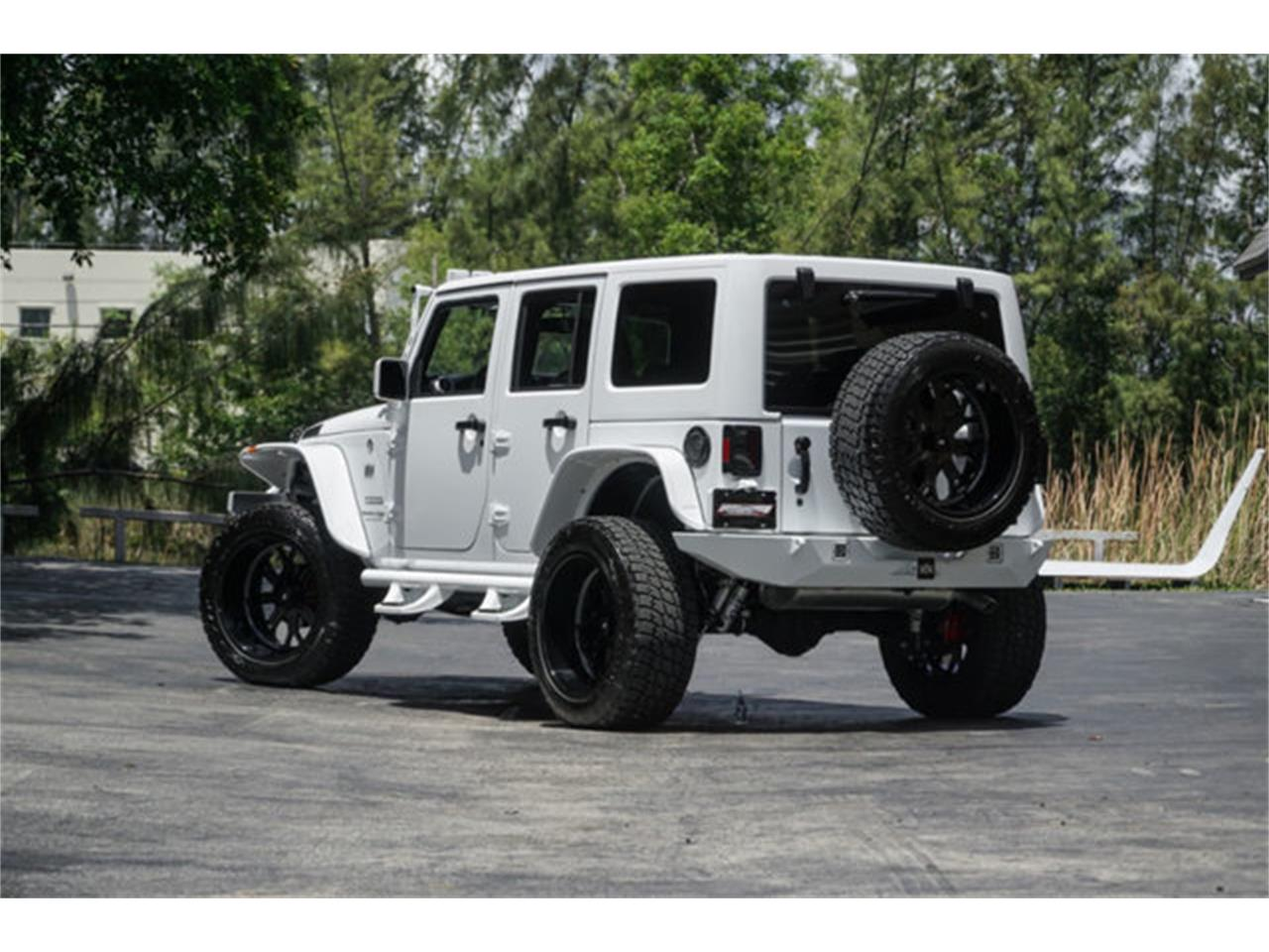 Large Picture of '18 Wrangler - $51,900.00 - Q4VB