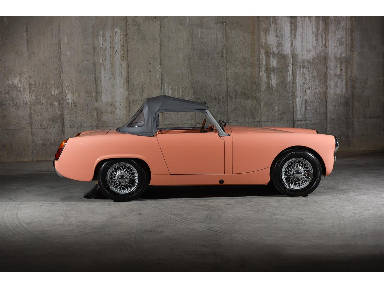 Large Picture of '63 Sprite - Q4VC