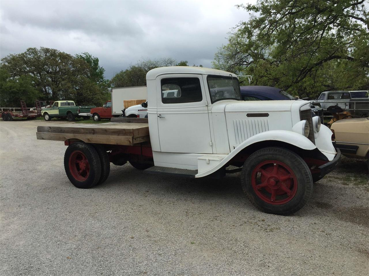 For Sale: 1936 International Truck in Midlothian, Texas