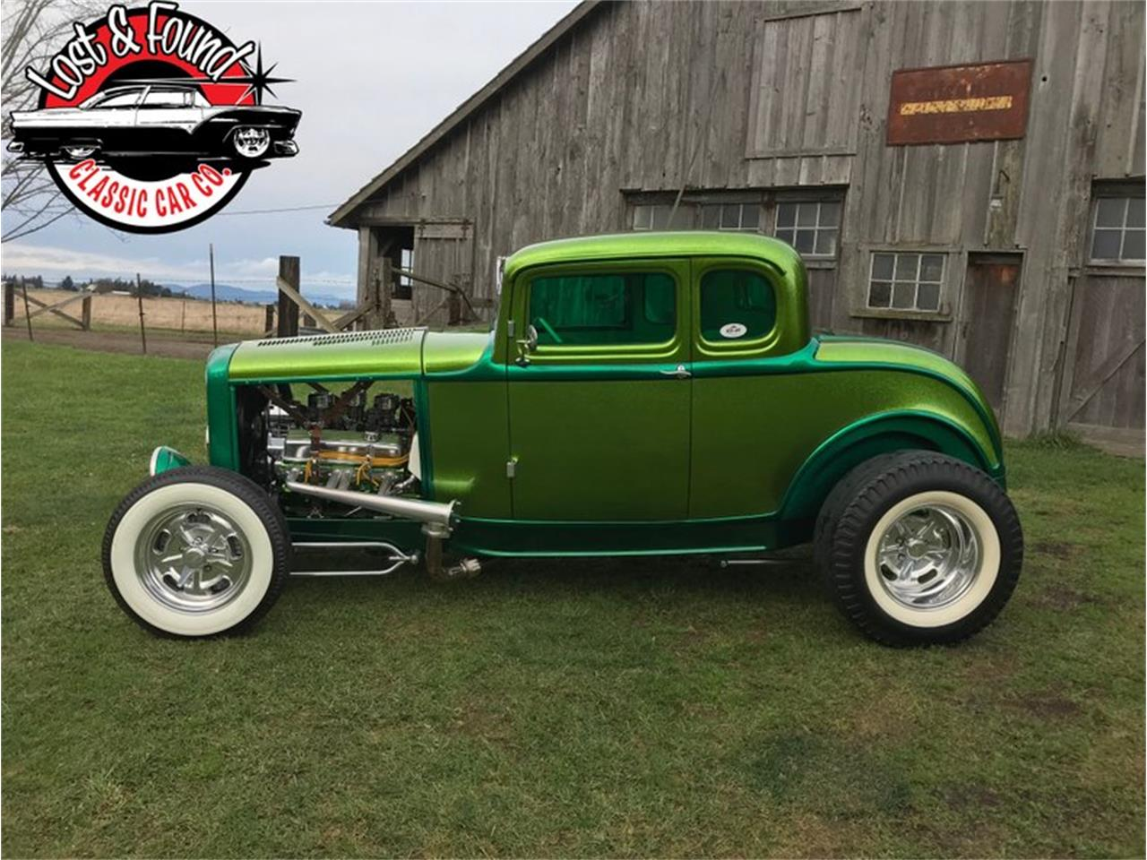 Large Picture of '32 5-Window Coupe - Q4VN