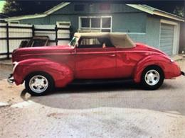 Picture of 1939 Ford Custom located in Florida Offered by Show Cars of Boca Raton - Q4VP