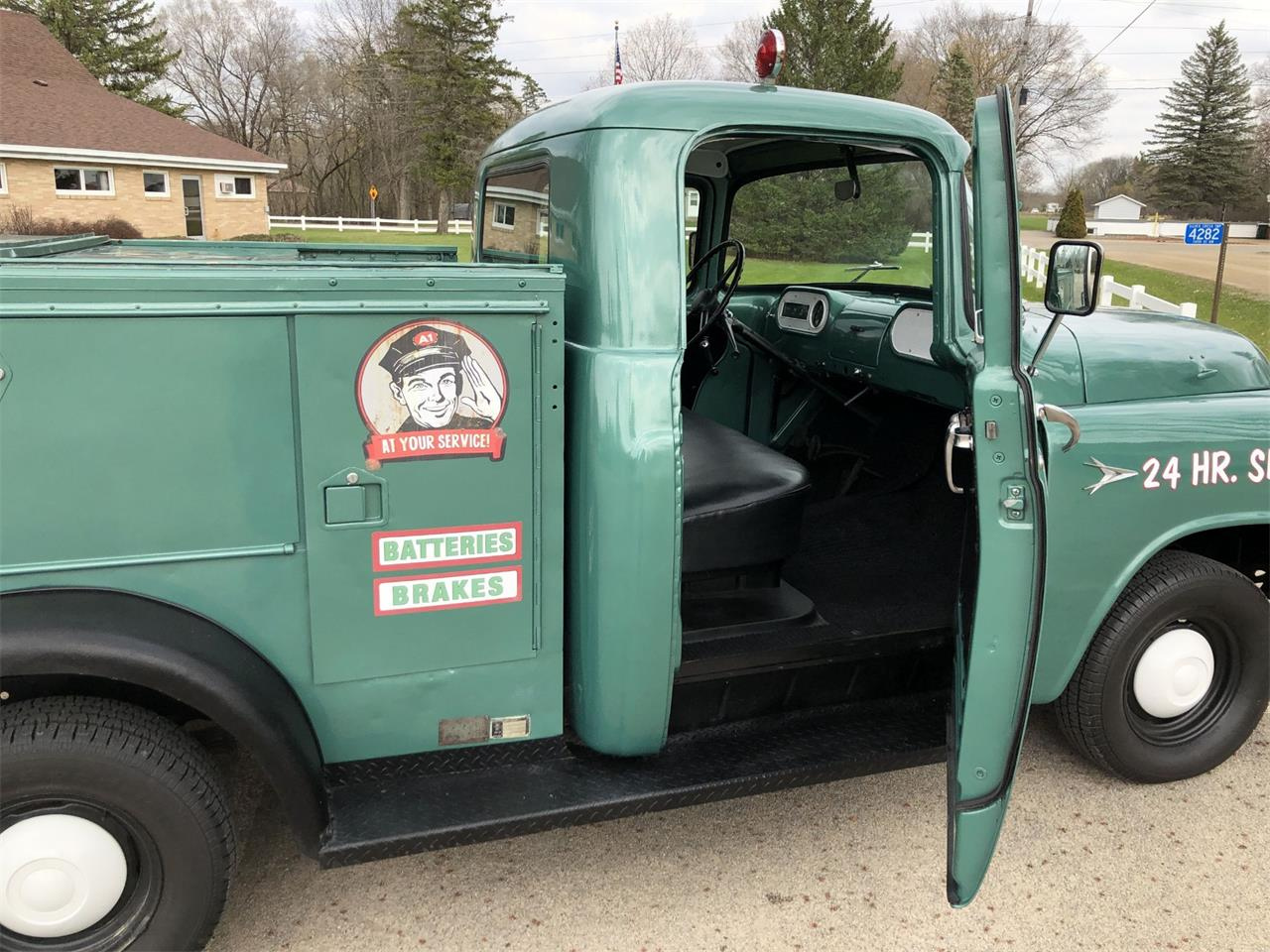 Large Picture of '56 Truck - Q4VR