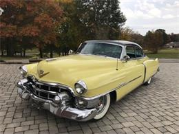 Picture of Classic 1953 Cadillac Coupe Auction Vehicle - Q4VT