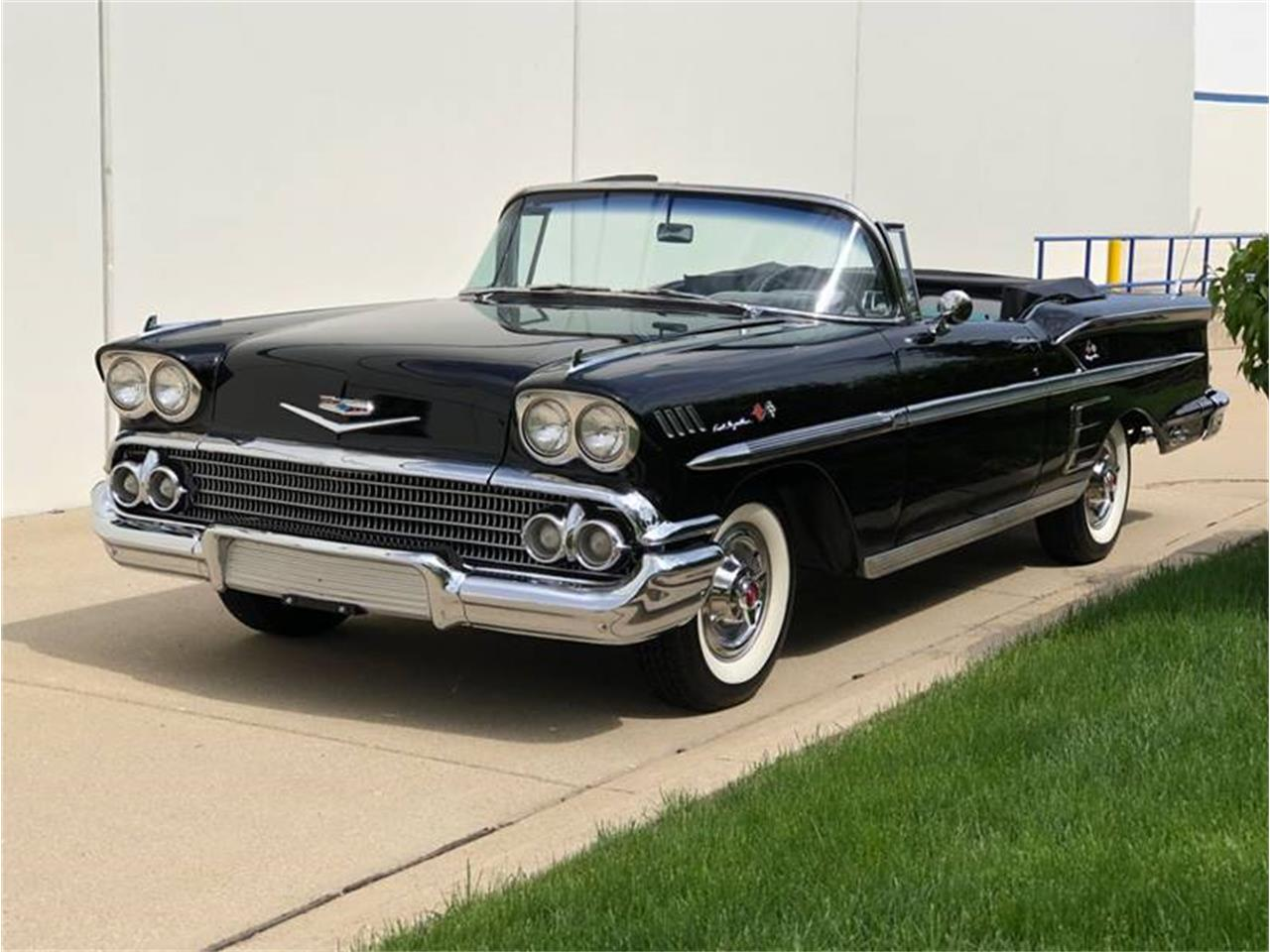 Large Picture of '58 Impala - Q4VY