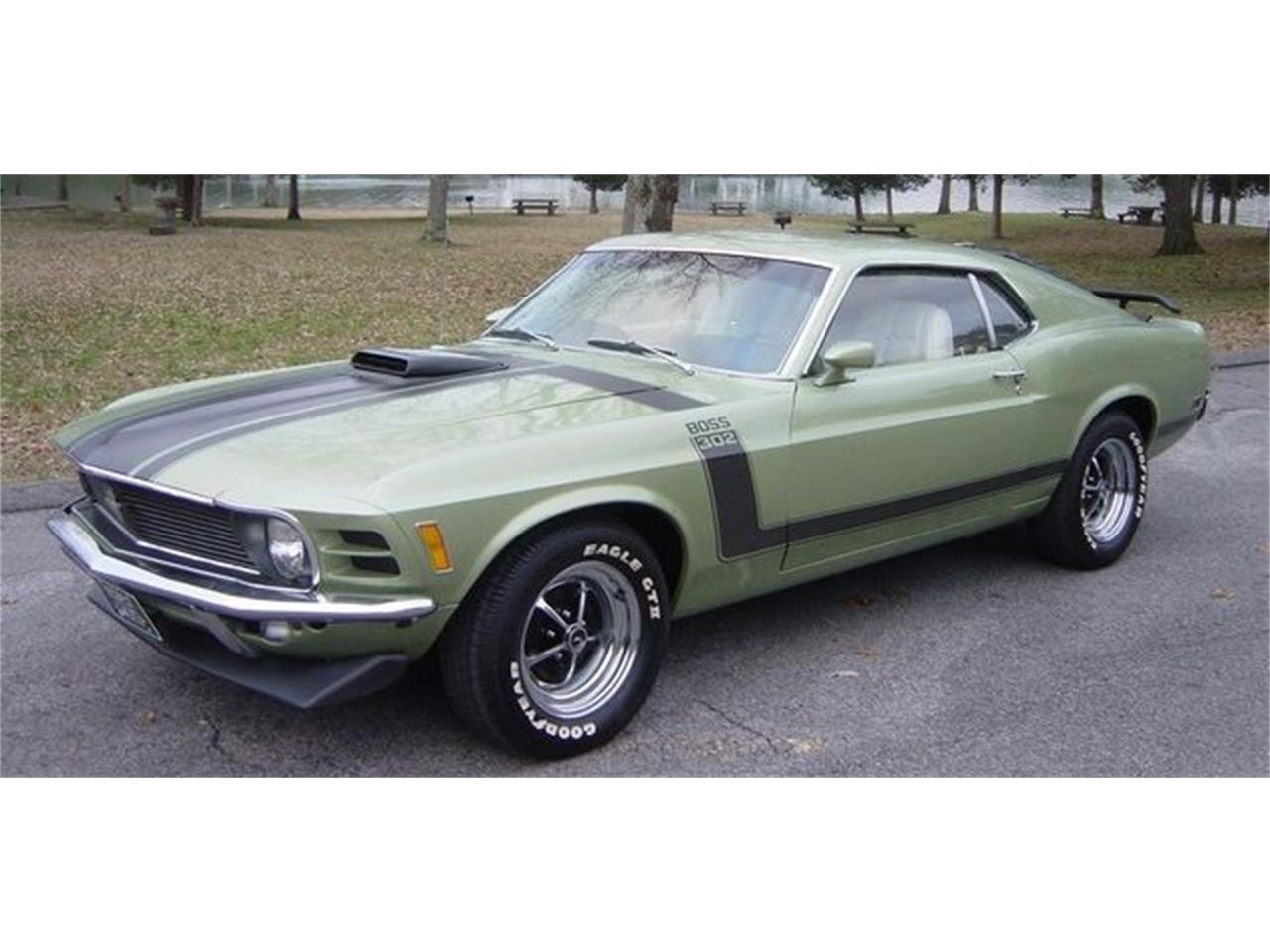 Large Picture of '70 Mustang - Q4W2