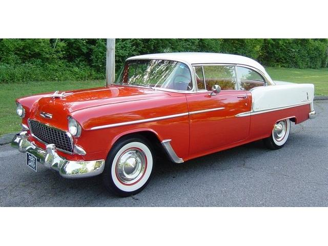 Picture of '55 Bel Air - Q4W4