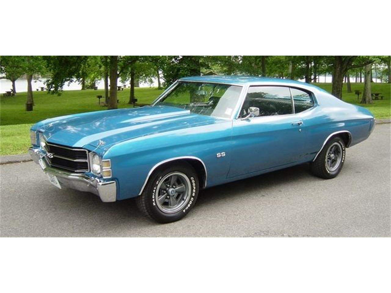 Large Picture of '71 Chevelle - Q4W5
