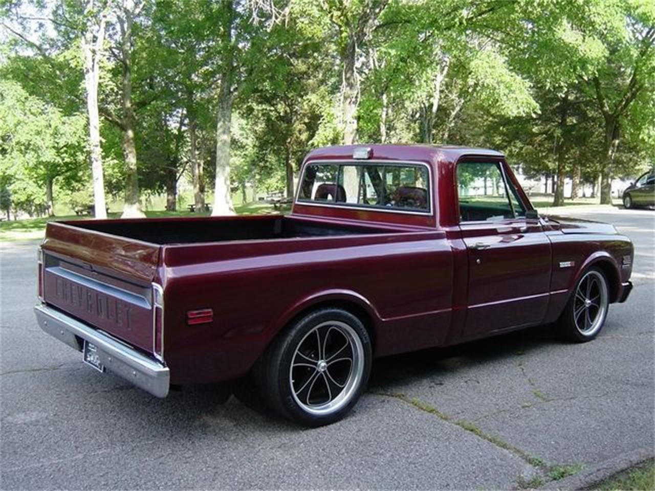 Large Picture of '71 C10 - Q4WA