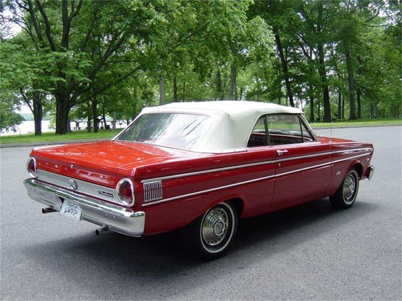 Large Picture of 1964 Ford Falcon Futura located in Hendersonville Tennessee - $19,900.00 Offered by Maple Motors - Q4WC