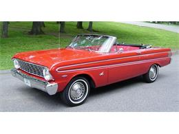 Picture of Classic 1964 Ford Falcon Futura located in Hendersonville Tennessee Offered by Maple Motors - Q4WC