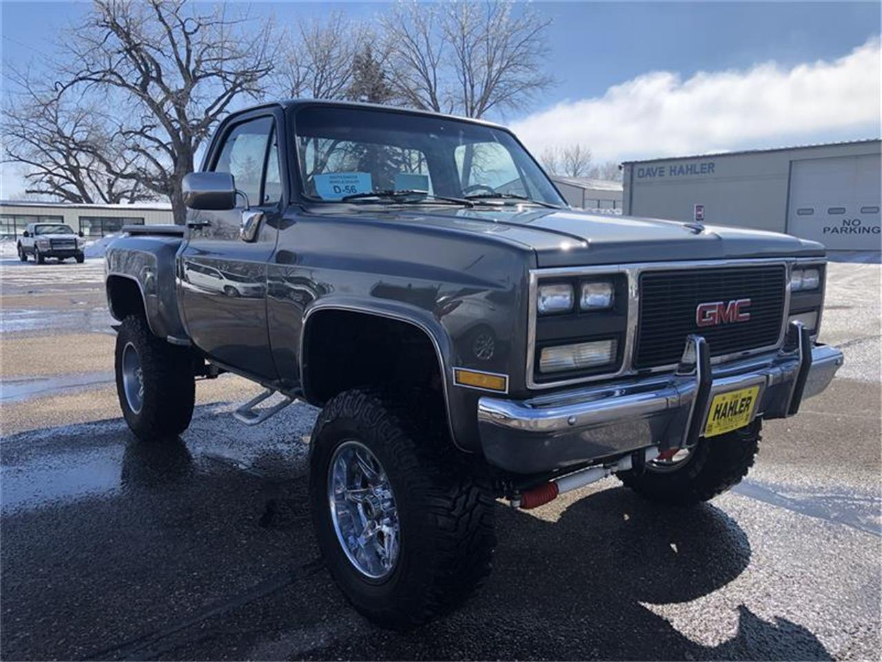 Large Picture of 1987 Pickup Offered by Hahler Auto - Q4WE