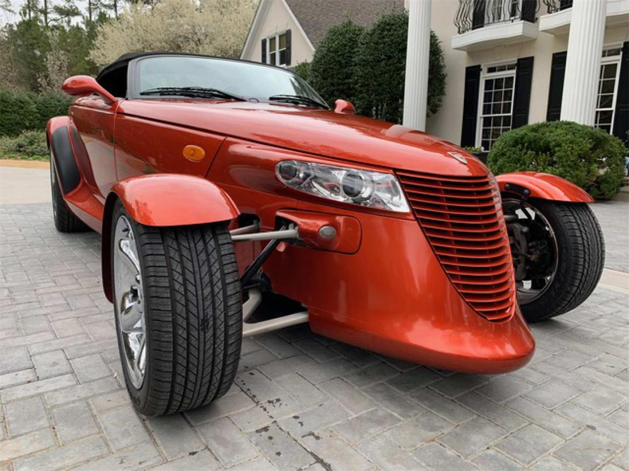 Large Picture of '01 Prowler - Q4WG