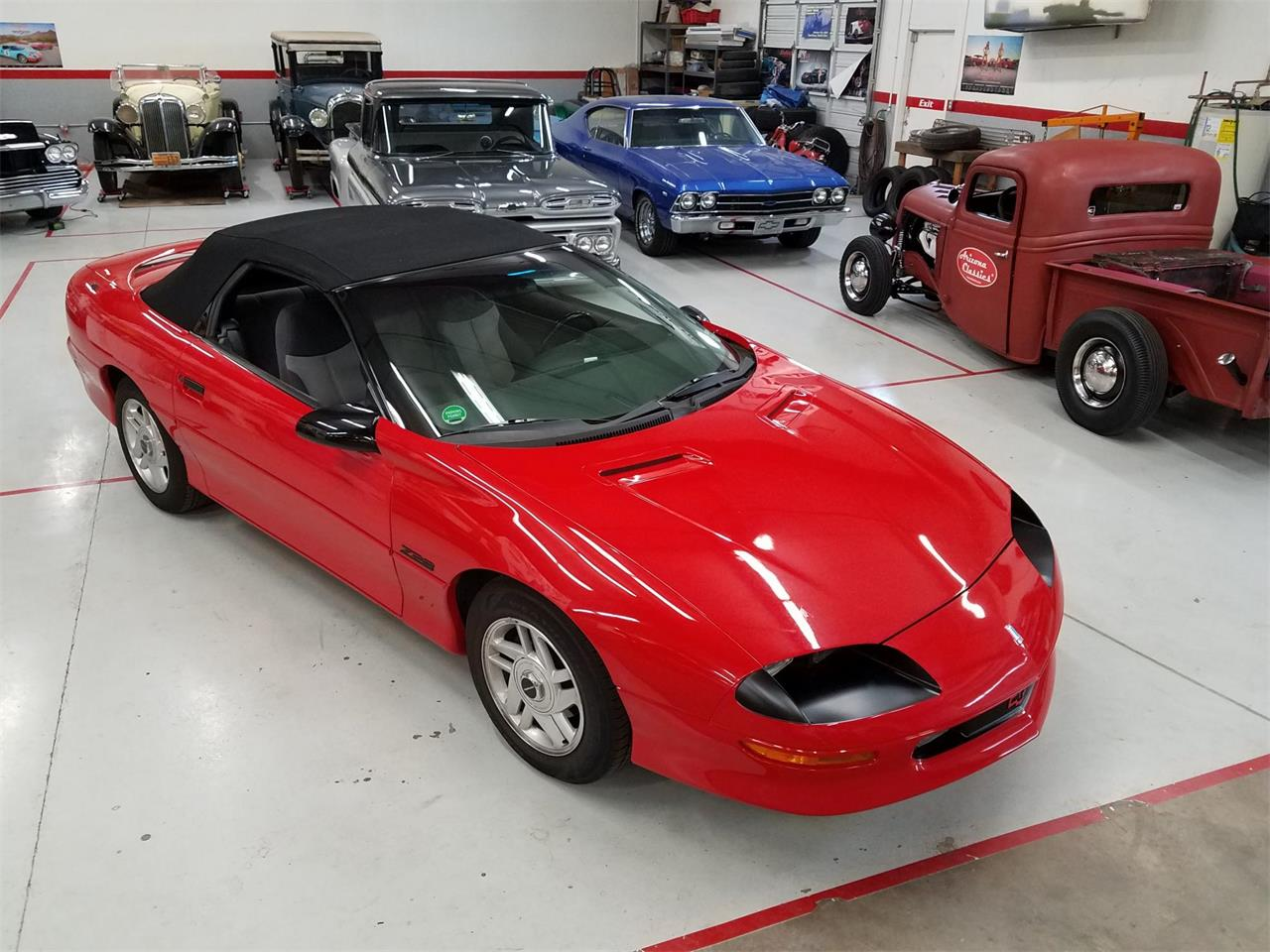 Large Picture of '94 Camaro Z28 - Q4WH