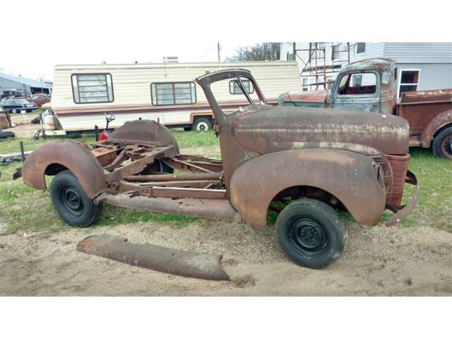 Picture of '40 Woody Wagon - Q4WJ