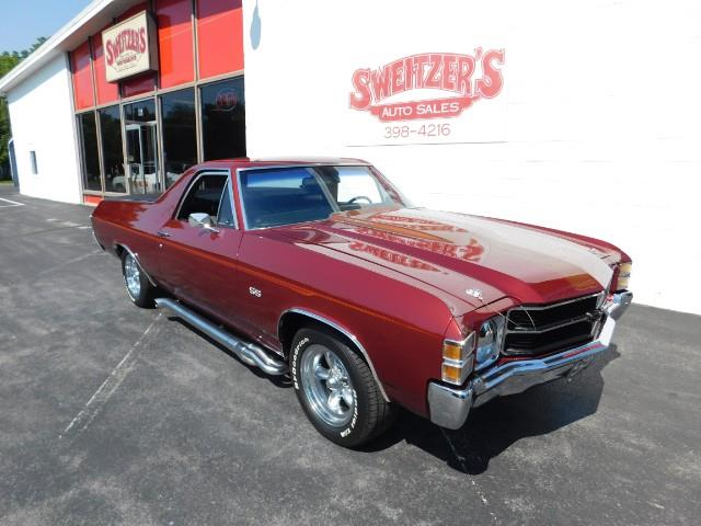 Picture of '71 El Camino SS - Q4WO