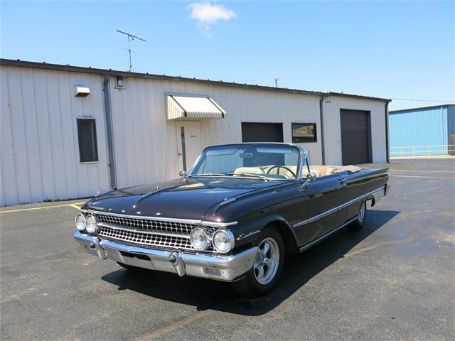 Picture of 1961 Ford Galaxie - Q4WS