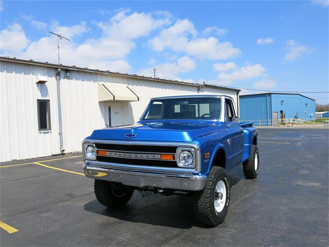 Classic Chevrolet K-20 for Sale on ClassicCars com on ClassicCars com