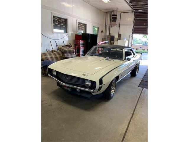 Picture of '69 Camaro Offered by  - Q4WZ